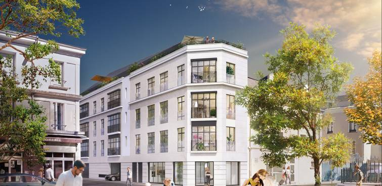 Achat appartement neuf 3 pi ces angers n 9454 realites for Achat appartement dans le neuf