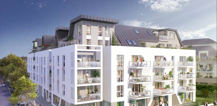 Achat appartement neuf 2 pi ces saint malo n 10721 realites for Avantage achat appartement neuf